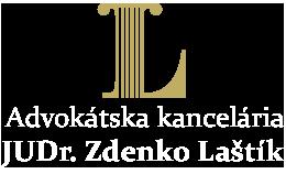 Advokátska kancelária, JUDr. Zdenko Laštík - white